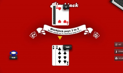 Blackjack 1X2