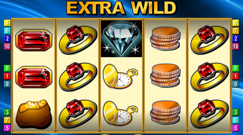 online casino gaming sites extra wild spielen