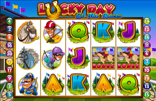 Lucky Day at The Races™ Slot Machine Game to Play Free in Pragmatic Plays Online Casinos