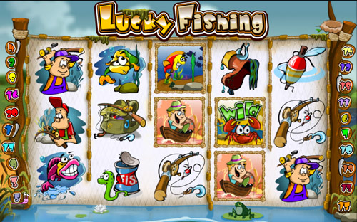 Lucky Fishing™ Slot Machine Game to Play Free in Pragmatic Plays Online Casinos