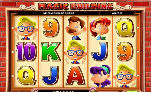 Magic Building Online Slot Machine Review - Play Free Online