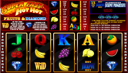 Bingo Fast Casino Game - Available Online for Free or Real