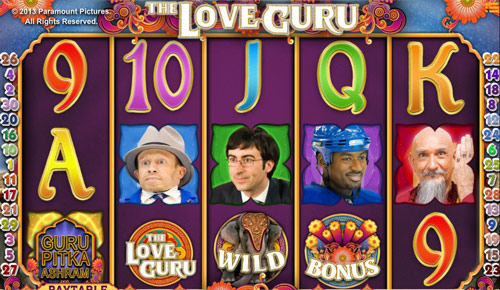 The Love Guru™ Slot Machine Game to Play Free in iSoftBets Online Casinos