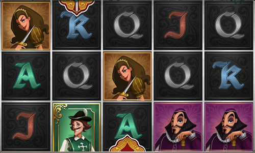The Three Musketeers Slot Machine Online ᐈ Quickspin™ Casino Slots