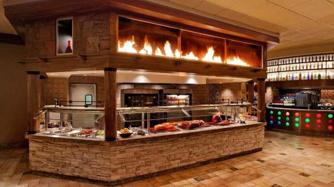 Atlantic City Hotel Seafood Buffet