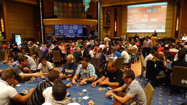 Poker Room Gran Casino Madrid
