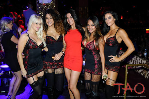 Top 8 las vegas best nightclubs casinosavenue all the for Decoration boite de nuit