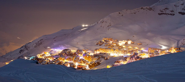 Val-thorens-nuit