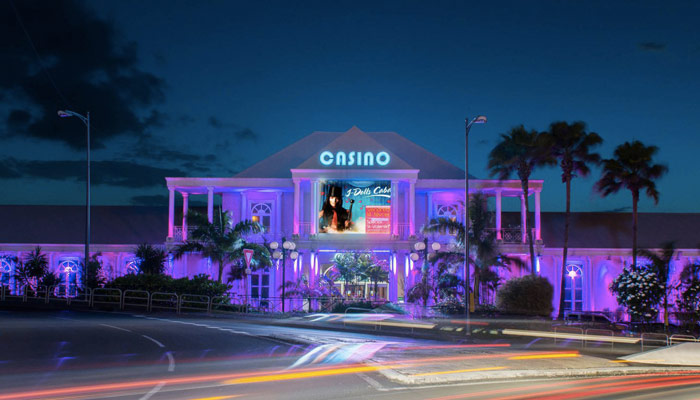 casino room near me