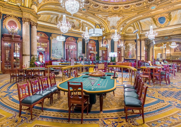 Monte Carlo Casino Games