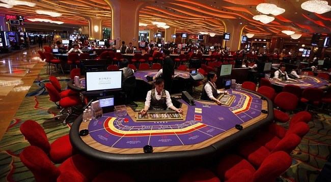 casino, table, games