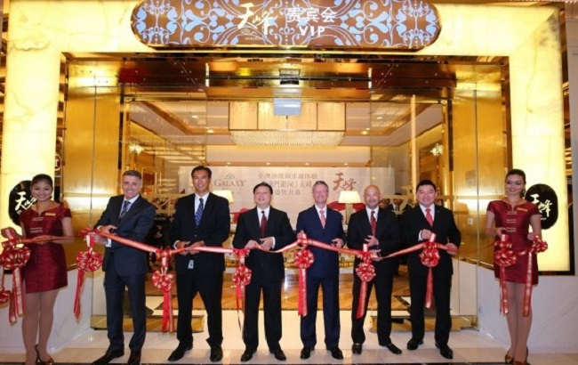 galaxy, macau, inaugurating