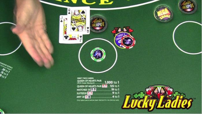 Lucky Ladies Blackjack – Online Blackjack Reviews