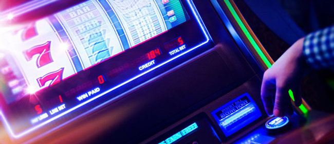 machine a sous casino