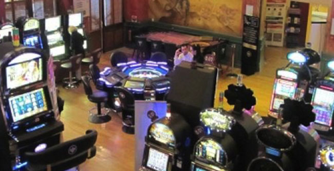 Restaurant du casino ax les thermes magasins casino montpellier