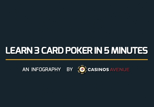 learn 3 card poker