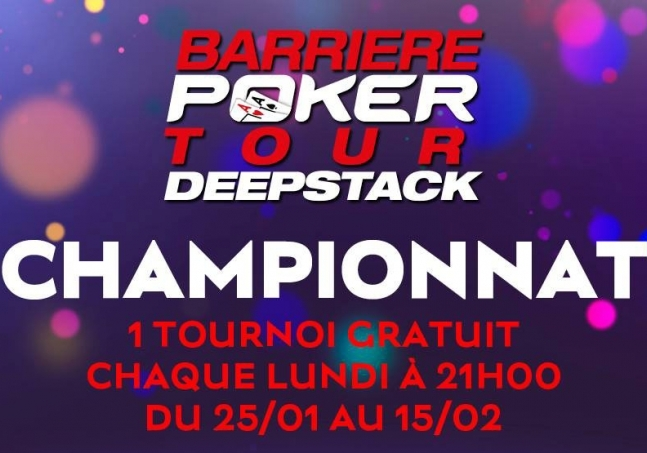 casino barriere bordeaux poker cash game