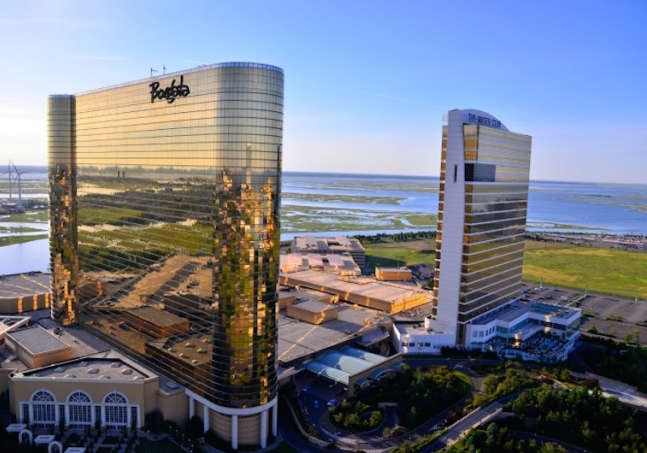 Borgata casino atlantic city nj