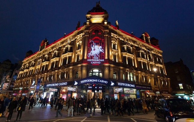 Hotels Near Hippodrome Casino London