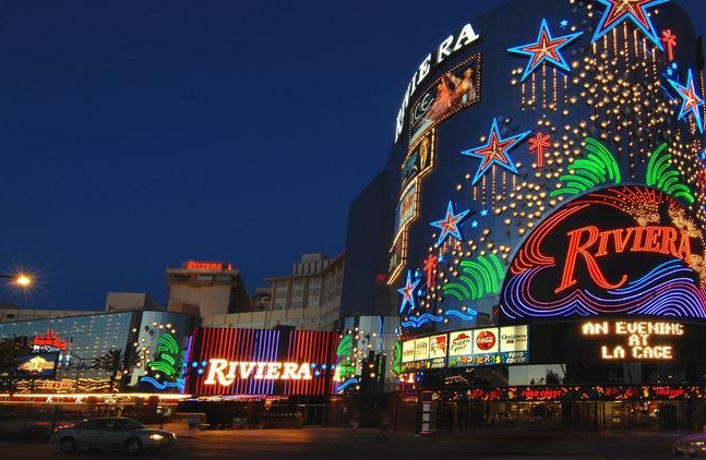 names of casinos in las vegas