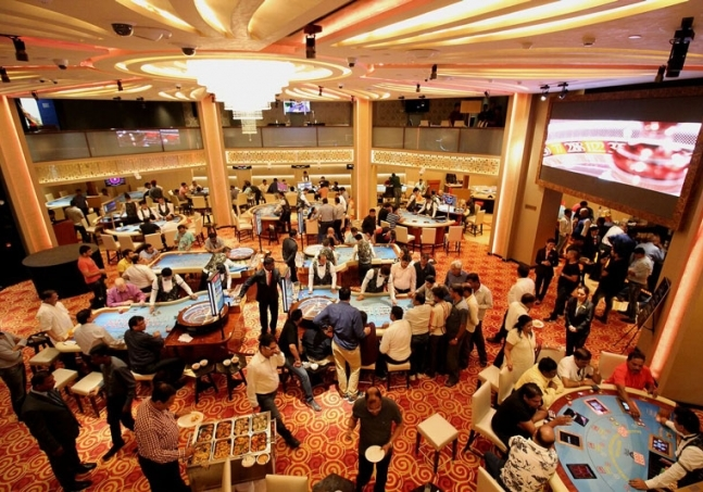 INSIDE LOOK AT CASINO JUNKETS  Henry Tamburin