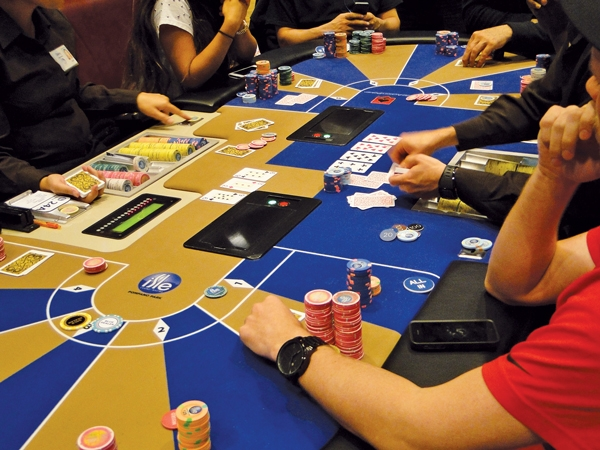 Multi Action Poker Available in Isle of Pompano Casino