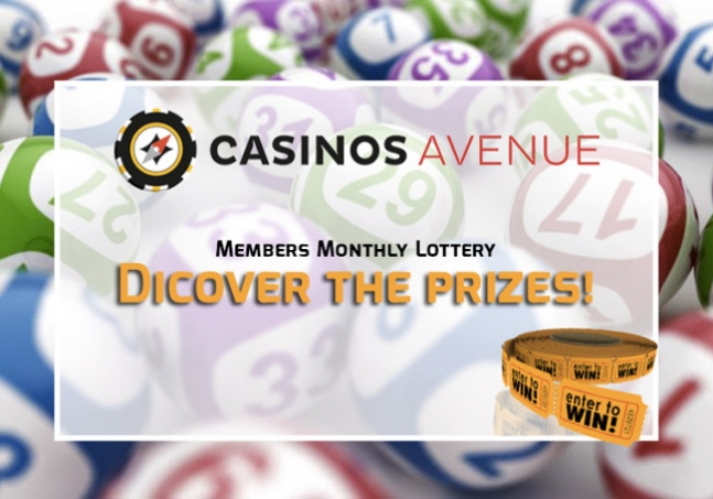 launch of the casinosavenue members 39 monthly lottery casinosavenue all the casinos near me. Black Bedroom Furniture Sets. Home Design Ideas
