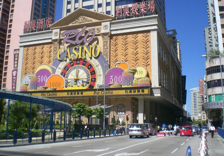 Hotel casino macau casino royale two kills