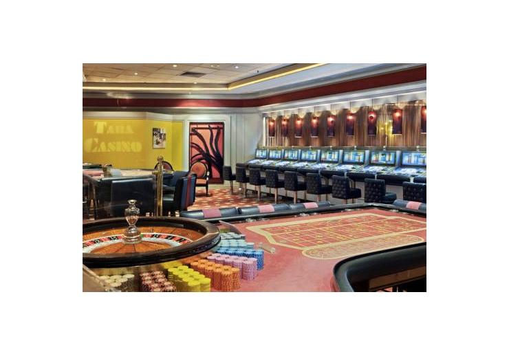 taba hilton casino