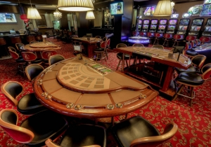 Nashville poker tables