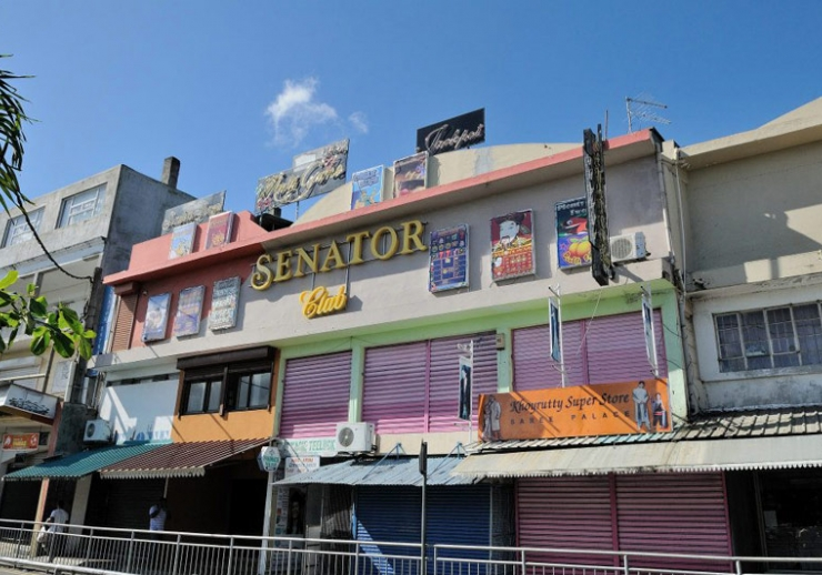 Senator Club Casino Flacq