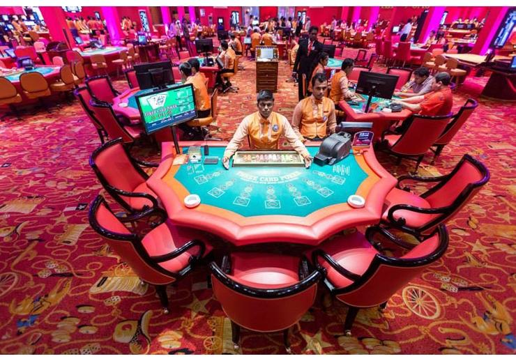 sri lanka hotels with casino