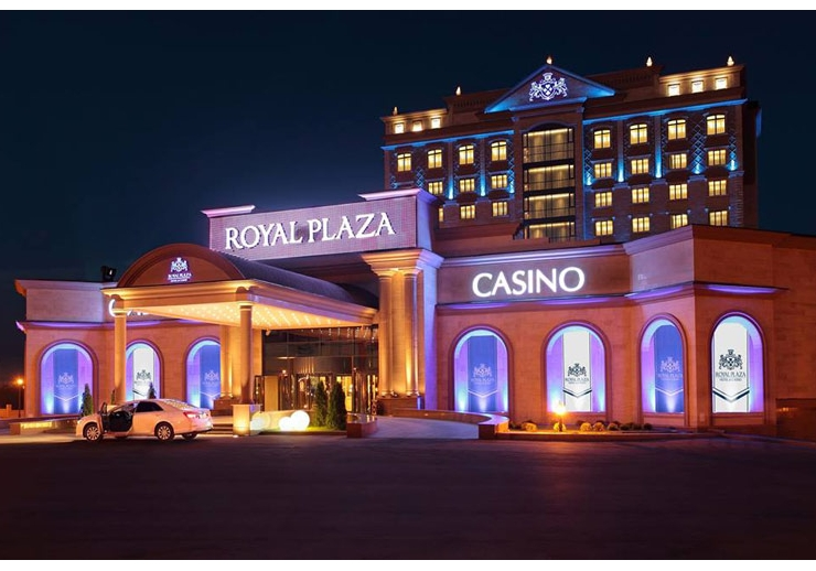 Royal Plaza Hotel & Casino Kapchagay