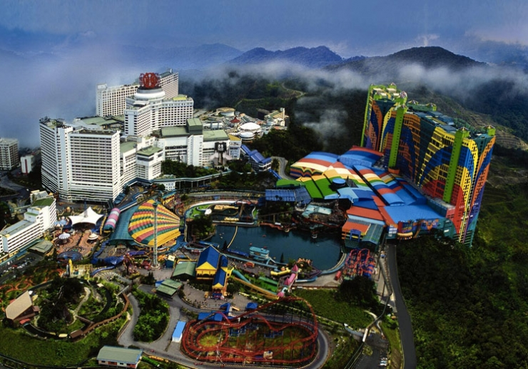 Resorts World Malaysia Genting Highlands