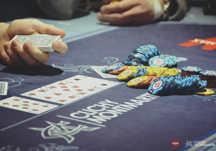 Cercle Clichy Montmartre - Poker Card Room