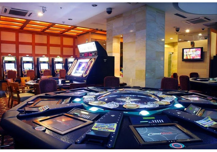 Grand Hotel & Grand Club Casino Ho Chi Minh