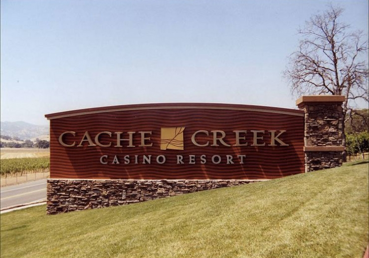 Cache Creek Casino & Resort Brooks