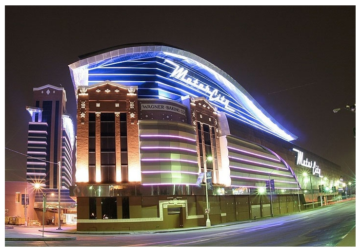 Detroit motorcity casino hotel infos et offres for Hotels close to motor city casino
