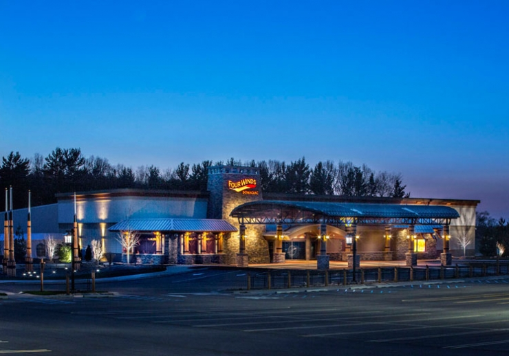 Dowagiac Four winds Casino