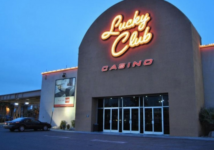 North Las Vegas Lucky Club Casino & Hotel