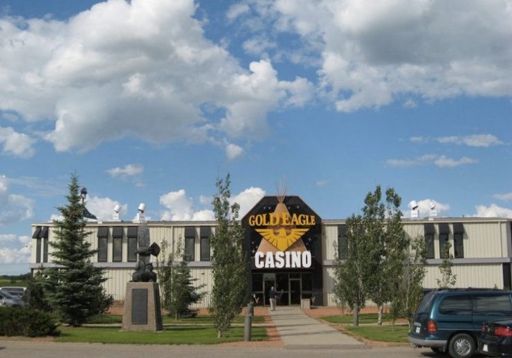 Gold Eagle Casino Battleford