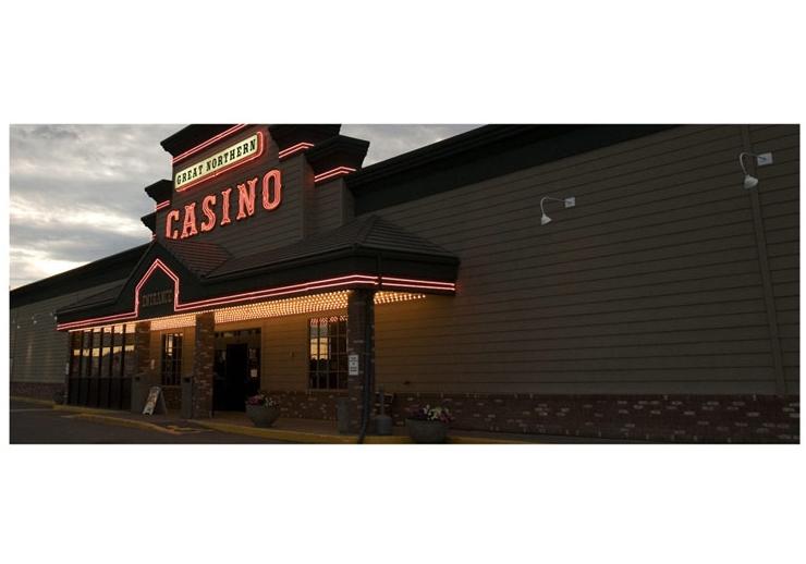 Northern Casino Grande Prairie