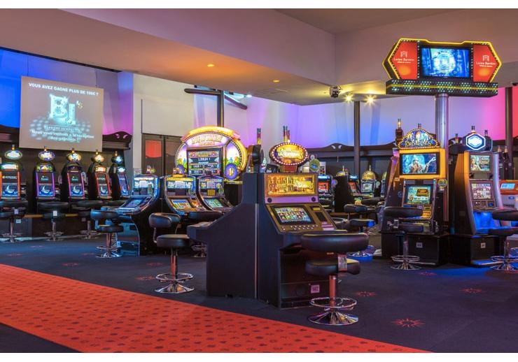 Dax casino barriere paper poker