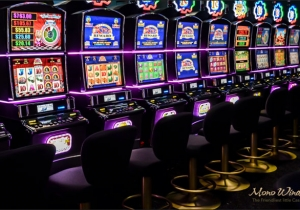 Casinos with slot machines near lax poker 7 27