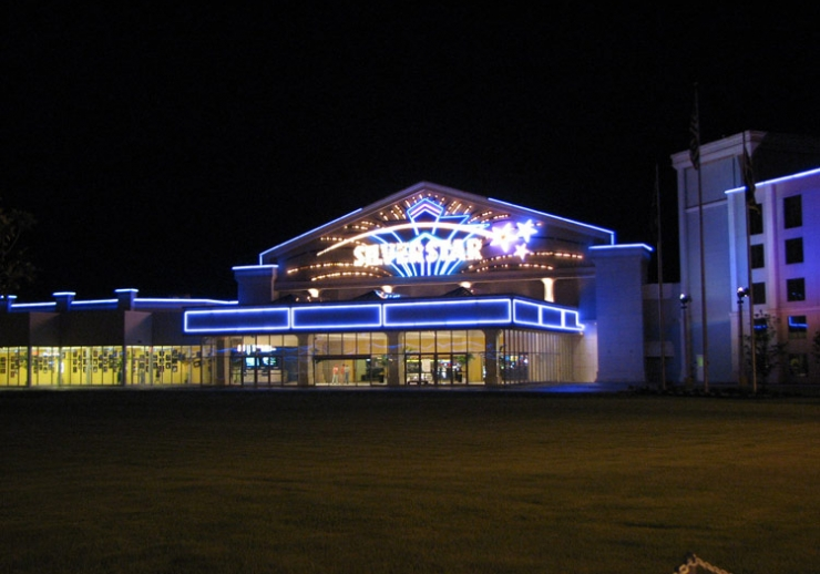 Silver star resort and casino casino with bigsby