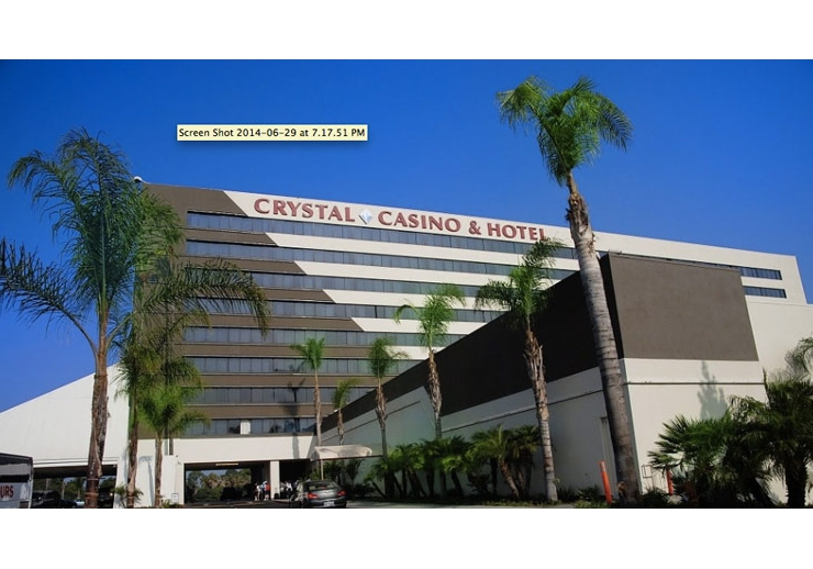 The Crystal Casino Compton