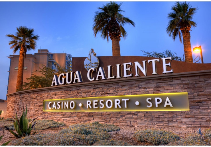 Agua Caliente Casino & Resort Rancho Mirage