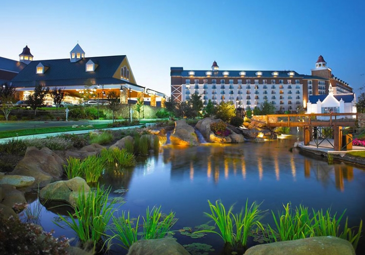 Barona Resort & Casino Lakeside