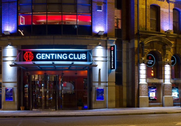 Genting Club Casino Manchester