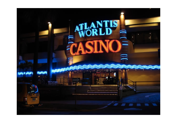 Atlantis World Casino Santo Domingo